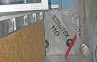 Наружная и внутренняя обшивка балкона