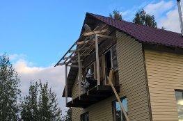 Балкон в частном доме статья