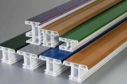Види ламінації, кольорові пластикові вікна
