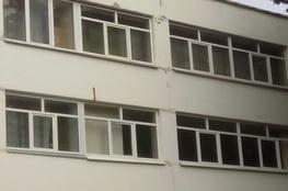 Вікна в школу, вікна в дитячий сад
