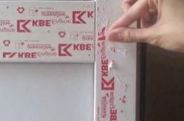 Як зняти плівку з вікна ПВХ