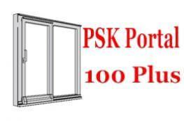 PSK 100 Plus - розсувна система