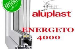 Окна из профиля Aluplast Energeto 4000