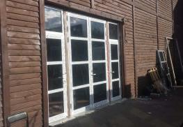 Двери холодный алюминий Altest Pony 375