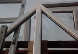Нестандартные пластиковые окна