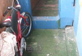 Демонтаж старого балкона