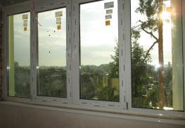 Окна из профиля Aluplst Energeto