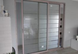 Раздвижная дверь профиль Altest s1000