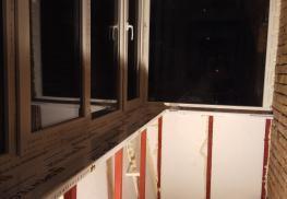 Вынос балконафото