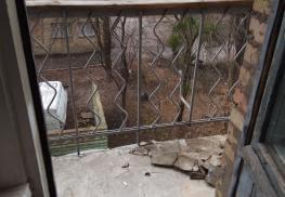 Балкон до выноса
