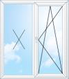 Двостулкове вікно