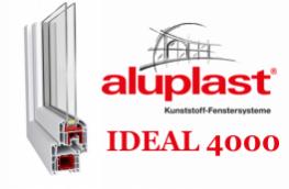Профиль Aluplaust Ideal 4000