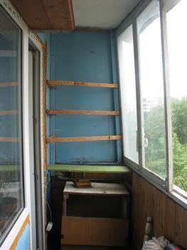 Демонтаж балкону