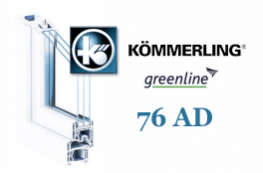Профиль Kommerling 76 AD