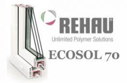 Профиль Rehau Ecosol 70