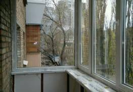 Балкон с выносомпополу