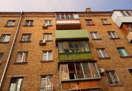 Вынос - увеличение балкона